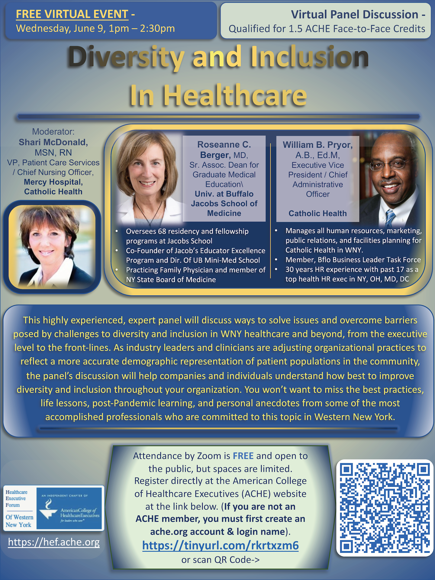 Diversity and Inclusion in Healthcare